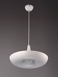 3W Pendant Light ,  Modern/Contemporary Others Feature for LED Metal Living Room / Bedroom / Study Room/Office