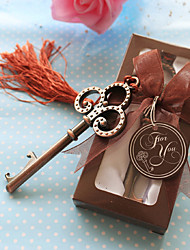 Vintage Skeleton Key Bottle Opener Wedding Guest Souvenirs BETER-WJ110