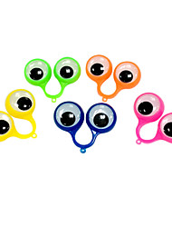 Key Chain Eyes Lovely / Fashion Key Chain Rainbow Plastic