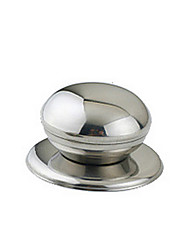 5.3CM Cookware Pot Pan Lid Replacement Screw Handle Circular Utensil Cover Holding Knob Stainless Steel