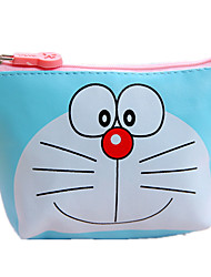 Coin Purse Kids Gift CartoonTrendy Baby Mini Bag Lady Change Purse Doraemon Women Smart Wallets