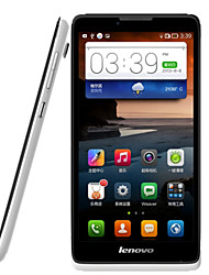 Lenovo® A889 RAM 1GB + ROM 8GB Android 4.2 LTE 3G Smartphone With 6.0'' HD Screen, 0.3Mp + 8Mp Cameras