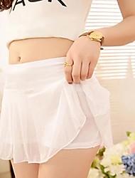 Pantalon Aux femmes Shorts Décontracté / Vacances Modal Elastique