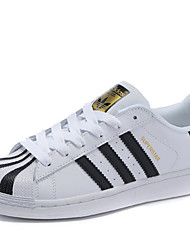 Adidas Originals Superstar Mens Running Shoes Leather Sneakers Shoes White
