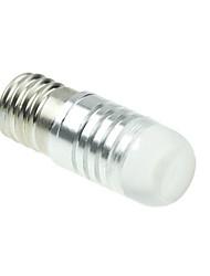3W E17 Spot LED 1 COB 240-260 lm Blanc Chaud / Blanc Froid / Blanc Naturel Gradable / Décorative DC 12 / AC 12 V 4 pièces