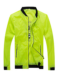 Outdoor Skin Sun Protection Clothing Rain Jacke