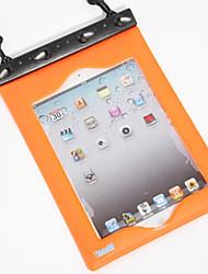 caja seca material de PVC resistente al agua para iPhone / Samsung y el otro teléfono celular 25 * 21 * 5 (colores aleatorios)