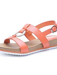Aokang® Women's Leather Sandals - 132823157