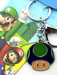 Mehre Accessoires Inspiriert von Cosplay Mary Anime/ Videospiel Cosplay Accessoires Schlüsselanhänger Rot / Gelb / Grün LegierungMann /