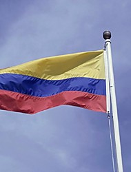 Colombia Colombians Republic National World Cup Flag Decoration/Home/Festival/Hanging Flag.90*150Cm