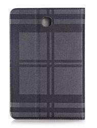 Für Samsung Galaxy Hülle Kreditkartenfächer / Geldbeutel / mit Halterung / Flipbare Hülle / Muster Hülle Handyhülle für das ganze Handy