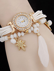 Women's Owl Pendant Quartz WatchWomen Alloy Diamond Fashion Watch Cool Watches Unique Watches