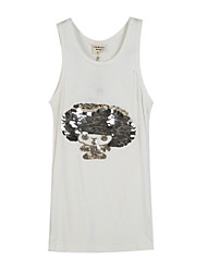Boy's Cotton Tank & Cami,Summer Animal Print