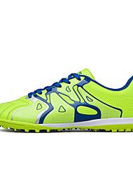 Sapatos Futebol Feminino / Masculino / Para Meninos / Para Meninas Preto / Azul / Verde Sintético