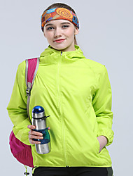 Outdoor Skin Coat Female Spring And Autumn Sun Protection Clothing Ultra-thin Breathable Windbreaker Quick-Drying