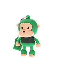 Monkey USB Flash Drive 4G