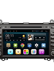 Android 4.4.4 Car DVD Player GPS for BENZ A/B CLASS W169/W245/Viano/VITO with Quad-Core Contex A9 1.6GHz,RDS,SWC,Wifi,3G