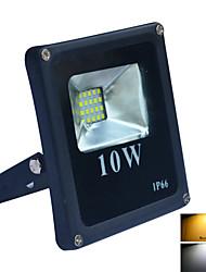 10W / 30W Focos LED 20 SMD 2835 900-1000 lm Blanco Cálido / Blanco Fresco Impermeable AC 100-240 V 1 pieza
