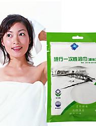 Bolsa de AseoForAseo Personal Tejido Blanco 10*10*1cm