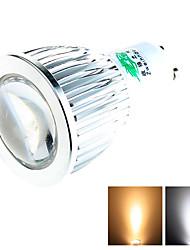 5W GU10 Spot LED MR11 1 COB 450 lm Blanc Chaud / Blanc Naturel Décorative AC 100-240 V 1 pièce