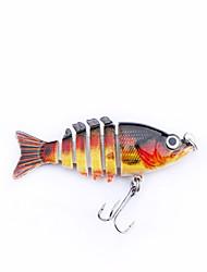 """1 pcs Isco Duro N/A 2.5 g/1/10 Onça,50 mm/2-1/8"""" polegada,Plástico DuroIsco de Arremesso / Outro / Pesca de Isco / Pesca Geral / Pesca de"""