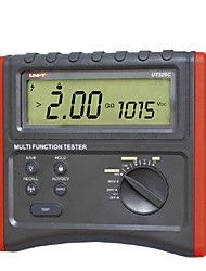 UNI-T UT529C Red for Ground Resistance Tester