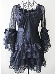 Для женщин Корсет под грудь / Классический корсет / Платье-корсет / Большие размеры Ночное бельеСексуальные платья / Увеличивающий объем
