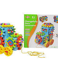 Changed Models Combined Gear Box Building Blocks