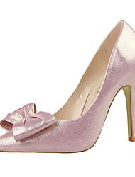 Sxey women pumps leather high heels bowknot women office pumps shoes women wedding shoes nightclub high heels