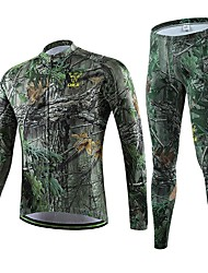 Bike/CyclingT-shirt / Shorts / Pants/Trousers/Overtrousers / Tracksuit / Jersey / Compression Clothing / Jersey + Pants/Jersey+Tights /