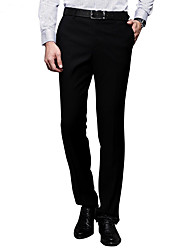 Seven Brand® Men's Suit Pants Black-703B762388