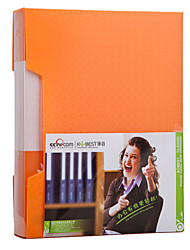 Multifunction Portable Files Folders & Filing for Office 20pages