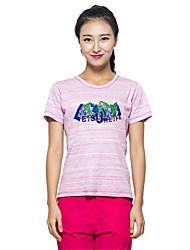 Femme Tee-shirtYoga / Camping / Randonnée / Taekwondo / Boxe / Chasse / Pêche / Escalade / Equitation / Exercice & Fitness / Golf /