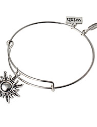 HUALUO®European and American retro exaggerated sun rims bracelet Ms. bracelet bracelet wild