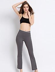 Women's Solid Gray Active Pants,Active