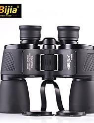 BIJIA 10 50 mm Бинокль HD BAK4 Водонепроницаемый / Общий / Крыша Призма / Высокое разрешение / Зрительная труба / Ночное видение