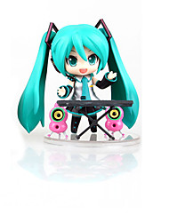 Four Guitar Band Hatsune Miku Model Doll Toys(1PCS) Anime Action Figure Model Toy