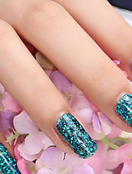Ekbas Green Glitters Nail Glue 16ML Nail Polish