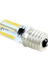 4W E17 Ampoules Maïs LED T 80 SMD 3014 320-360 lm Blanc Chaud / Blanc Froid AC 100-240 V 1 pièce