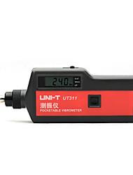 uni-t vermelho ut311 para vibrômetro
