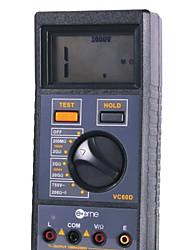 eone vc60d bleu pour la résistance d'isolement mégohmmètre