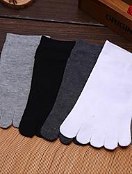 Outdoor Men's Socks Yoga Anti-skidding / Sweat-wicking Spring / Autumn / Winter Free Size