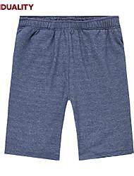 Trenduality® Men's Shorts Pants Dark Blue-65007