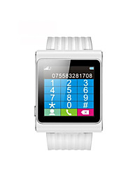 "beboncool d6 intelligente GSM Watch Phone with1.54 ""Bildschirm, Bluetooth, GPS, Schlaf-Monitor, Schrittzähler"