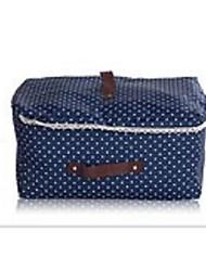 Sacs de Conservation Tissu avec A Storage Bag , Fonctionnalité est Ouvert / Voyage , Pour Sous-vêtement / Tissu / Couettes