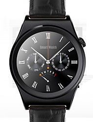 "x10 Bluetooth 4.0 Herzfrequenz-Monitor Smartwatch mtk2502c 1.3 ""ips Touch-Screen-Sport-Fitness-Tracker für Android ios"