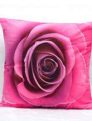 Velours Taie d'oreiller,Floral / Nature morte / Imprimés PhotosModerne/Contemporain / Rétro / Office/Business / Traditionnel/Classique /