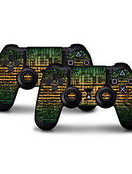 New Protective Skin Sticker for PS4 Controller (UG-008,009,037)