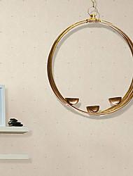 e-FOYER paroi métallique mur d'art déco, une coupe d'or décoration murale un pcs