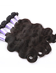 3pcs/lot Peruvian Virgin Hair Extension Body Wave 300g/lot Human Hair Weave Unprocessed Virgin Body Wave Hair Weft